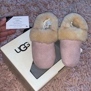 Lamb fur baby UGG size 2/3